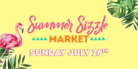 Aloha Home Market's 'Summer Sizzle' Pop-Up Market! tickets