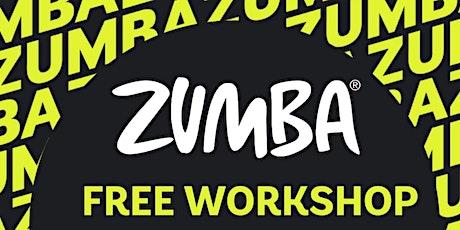 Free Zumba Workshop tickets