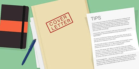 Cover Letters tickets