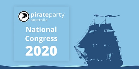National Congress 2020 tickets