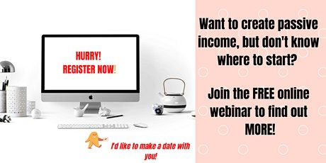 Homepreneur Online Webinar tickets