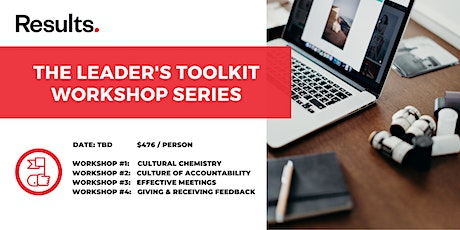 Leader's Toolkit Workshop Series tickets