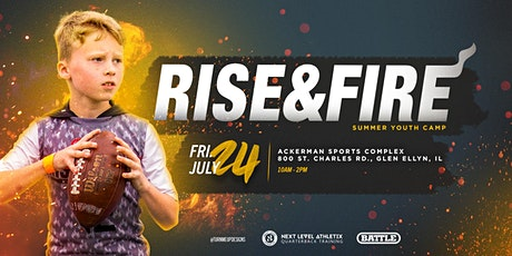 Rise & Fire Chicago Youth Camp tickets