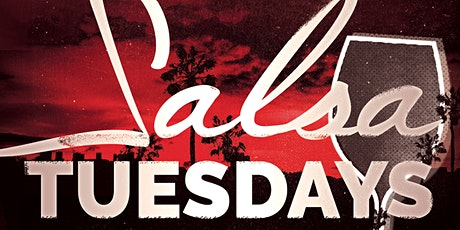 "SALSA TUESDAY ""Virtual Party"" tickets"