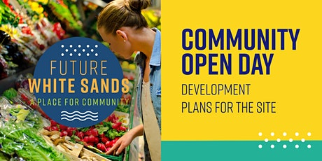 Future White Sands - Community Open Day tickets