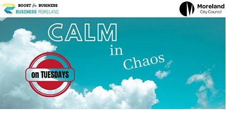 Calm In Chaos tickets