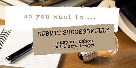 Workshop: So You Want to ... Submit Successfully tickets