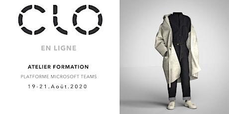 CLO Europe Atelier Formation -EN LIGNE- billets