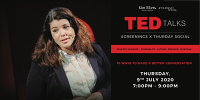 Thursday Social: Ted Talks Screening