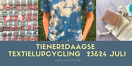 Tiener2daagse - TextielUpcycling - KONEXO tickets
