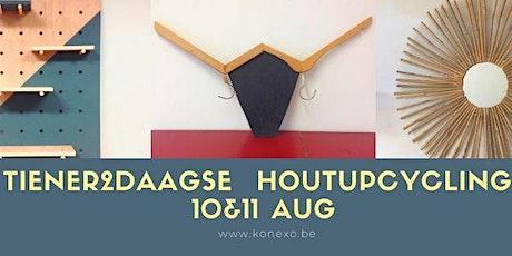 Tiener2daagse - HoutUpcycling - KONEXO tickets