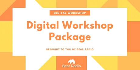 Podcasting Four Workshop Package tickets