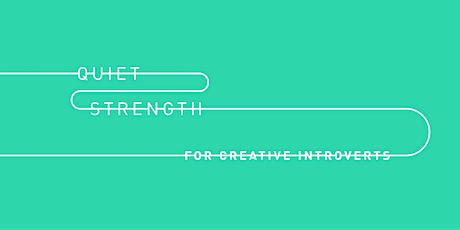 Quiet Strength July Virtual Meet tickets
