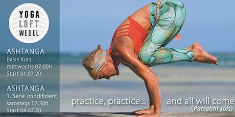 ASHTANGA YOGA Primary Series (modifiziert) Tickets