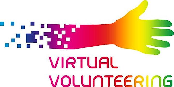 Getting Ready for Virtual Volunteering Webinar image