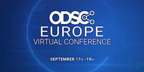 Virtual AI Expo @ ODSC Europe  2020 tickets