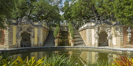 Volunteer Gardening at Vizcaya tickets