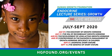 Idiopathic Short Stature (HGF Endocrine Lecture Series: Growth) tickets