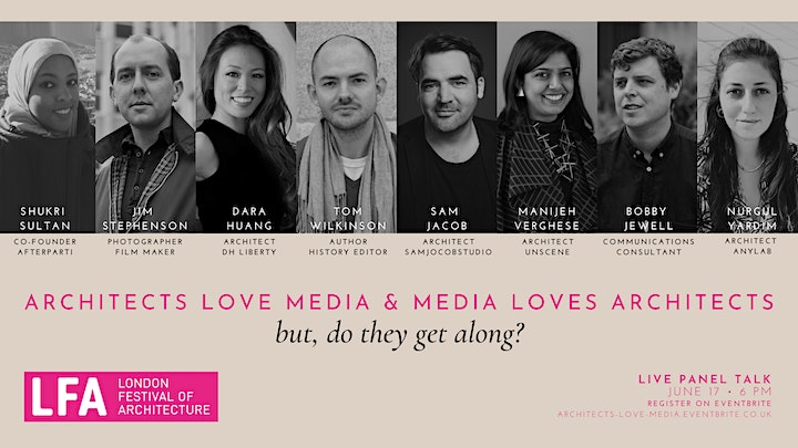 Architects Love Media & Media Loves Architects – But Do They Get Along? image
