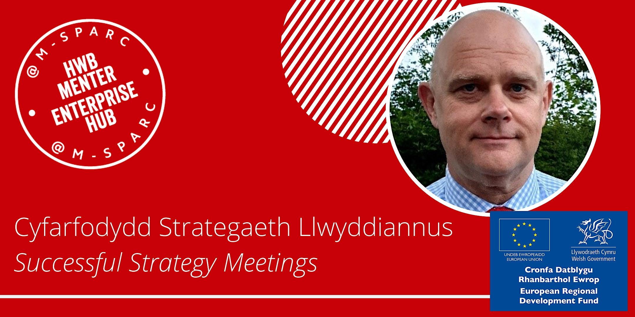 Covid-19:  Cyfarfod Strategaeth Llwyddiannus / Successful Strategy Meeting