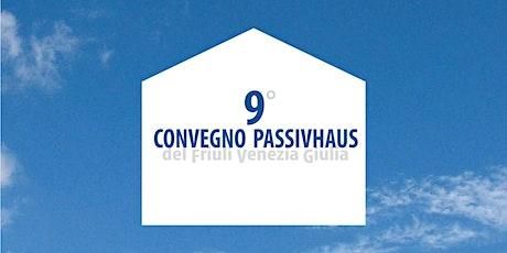 LiVEonWEB 9° Convegno Passivhaus biglietti