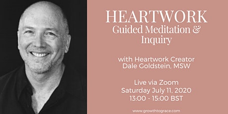 Heartwork Meditation & Inquiry with Dale Goldstein tickets