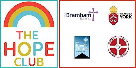 The Hope Club - Boston Spa Holiday Club 2020 tickets