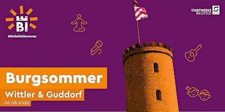 Burgsommer: Wittler & Guddorf live Tickets