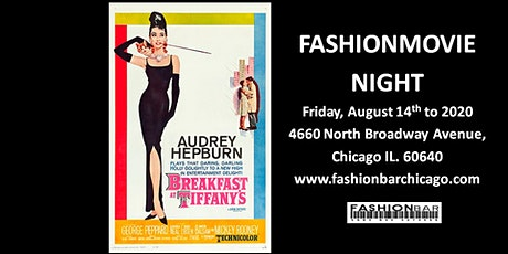 FashionMovie Night @  FashionBar!  tickets