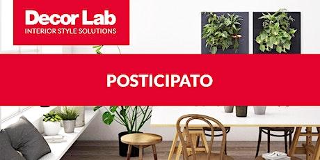 Sostenibilità: progettazione e design di interni :: POSTICIPATO :: biglietti