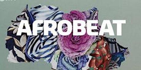 AfrNic Afrobeat Dance Class tickets