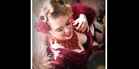 Boudoir Burlesque - Virtual 4 Week Course tickets