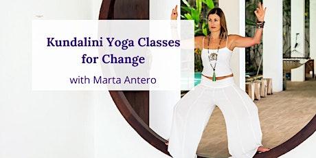 Kundalini Yoga  for Change tickets