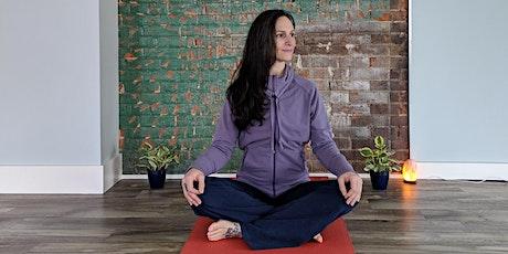 Yoga with Kim tickets