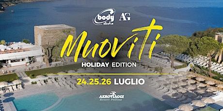 Muoviti - Holiday Edition tickets