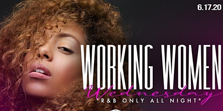 Working Women Wednesday tickets