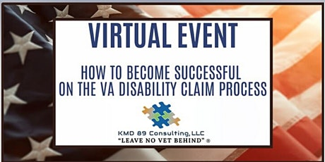 Live Q & A on The VA Disability Claims Process tickets