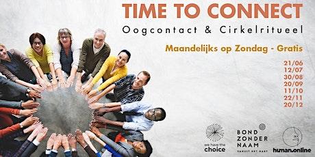 Time to connect • Maandelijks Cirkelritueel tickets