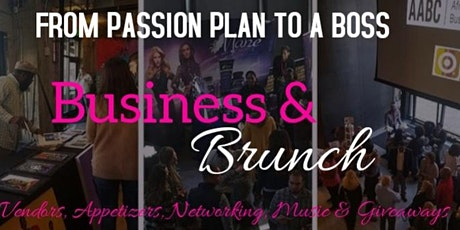 Business & Brunch tickets
