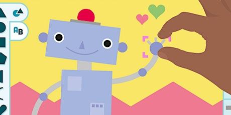 Little Explorers: Digital Art & Storytelling tickets