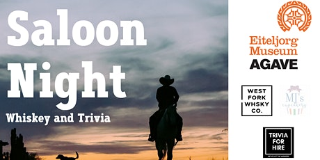 Saloon Night: Whiskey and Trivia with West Fork and AGAVE tickets