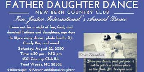 POSTPONED  UNTIL 2021 - Father Daughter Dance  - True Justice Annual Dance tickets