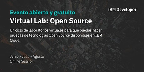 Virtual Lab: Open Source tickets