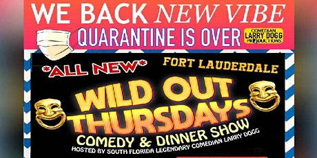 Wild Out Thursdays Comedy Vs Hip Hop tickets