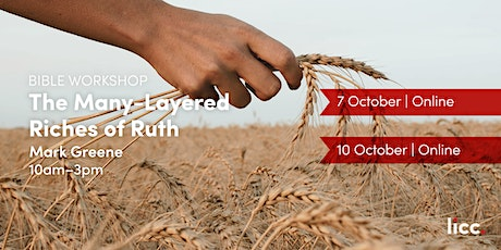 Zoom Workshop: The Many-Layered Riches of Ruth tickets