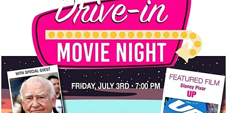 Drive-In Movie Simi Valley - Disney's Up tickets