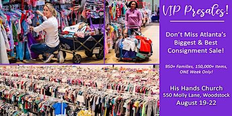 All 4 Kids Woodstock VIP Presale Aug 19-22 tickets