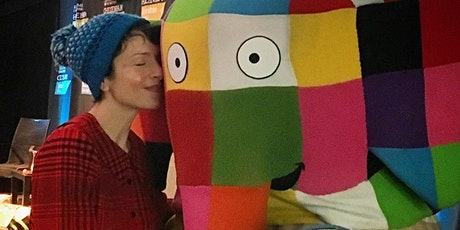 Elmer the Elephant at Moon Lane (online event) tickets