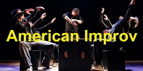 American Improv: Introductory Improv Workshop in English Tickets