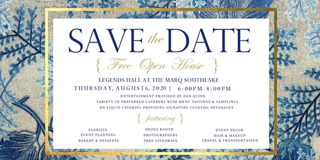 Legends Hall Bridal Open House tickets